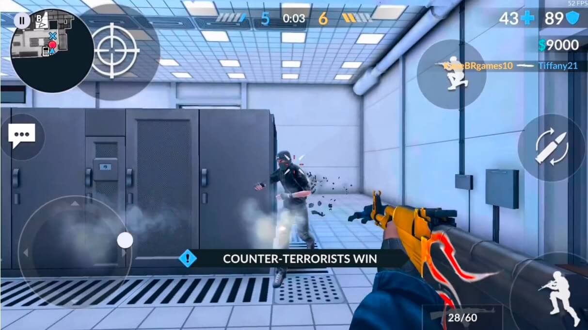 Critical Ops In Game